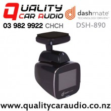 "Dashmate DSH-890 1080P Magnetic Dash Camera with GPS Wifi and 1.5"" LCD Screen with Easy Finance"