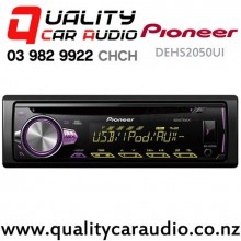 Pioneer DEH-S2050UI CD USB AUX Ipod Android NZ Tuners 2x Pre Outs Car Stereo with Easy Finance
