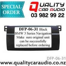 DFP-06-31 BMW 3 Series E46 D/Din Fascia - Easy LayBy