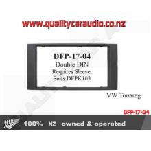 DFP-17-04 VW Toureg D Din Facia 2003 on - Easy LayBy