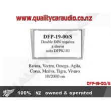 DFP-19-00/S Agilla Astra Vectra D Din Facia - Easy LayBy