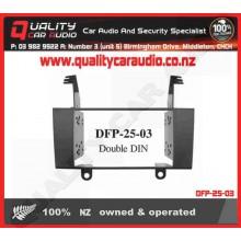 DFP-25-03 Lexus LS400 95 - 00 Facia Kit D/Din - Easy LayBy
