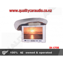 DK-X708 Roof mount monitor - Easy LayBy
