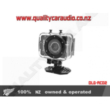 DLG-AC02 DLG Action Camera with Remote - Easy LayBy