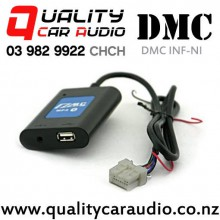 DMC INF-NI Universal Bluetooth USB AUX Interface for Nissan with Easy LayBy