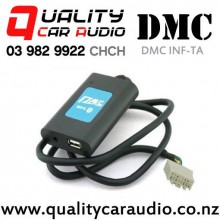 DMC INF-TA Universal Bluetooth  USB AUX Interface for Toyota with Easy Finance