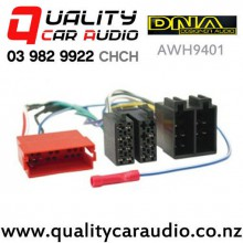 DNA-AWH9401 Audi Rear Ampflified Speaker Level Input with Easy Finance