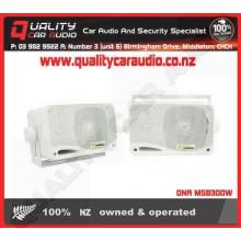 DNA MSB300W Marine Speaker Box White - Easy LayBy