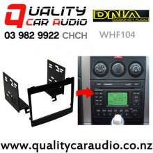 DNA WHF104 2003 on Holden Commodore VY / VZ Double Din Fitting Kit in Black Color with Easy Finance