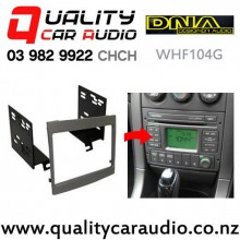DNA WHF104G 2003 on Holden Commodore VY / VZ Double Din Fitting Kit (Grey)