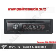 Domain DM-B629UI CD MP3 USB AUX Head Unit - Easy LayBy