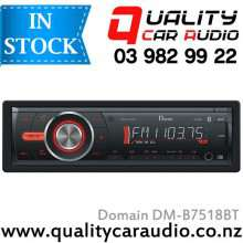 Domain DM-B7518BT Bluetooth CD / MP3 / SD / USB NZ Tuners with Easy Layby