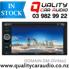 "DOMAIN DM-DV4662 6.2"" DVD CD MP3 BT USB GPS - EASY LayBy"