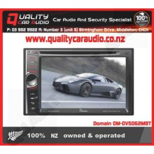 Domain DM-DV5062MBT BLUETOOTH DVD USB SD AUX TUNERS with Easy LayBy