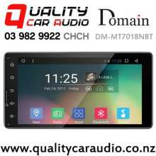 """Domain DM-MT7018NBT Android 7.1 7"""" Bluetooth Navigation WiFi Phone Link NZ Tuners Car Stereo for Mitsubishi with Easy Payments"""