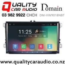 """Domain DM-VW9018NBT 9"""" Android 7.1 Bluetooth Navigation WiFi Phone Link NZ Tuner Car Stereo for Volkswagen with Easy Payments"""