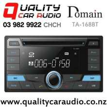 Domain TA-168BT 200mm Bluetooth CD USB AUX NZ Tuners Car Stereo for Toyota with Easy Finance