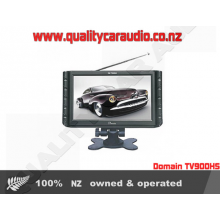 TV900HS 9 Inch Flushmount Monitor&TV  - Easy LayBy