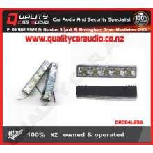 G4-696 Car Universal LED Daytime running light - Easy LayBy