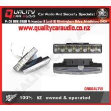 G4-713 Car Universal LED Daytime Running Light - Easy LayBy