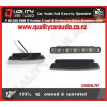 G4-717 Car Universal LED Daytime running light - Easy LayBy