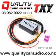 TXY DRL 01 Daytime Running Light Relay Harness Dimmer On/Off 12-18V Fog Light Controller (1pc)