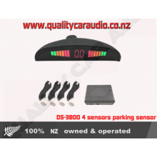 DS-3800 4 Sensors Parking Sensor with LED