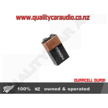 DURACELL DUR91 9 Volt Single Pack - Easy LayBy