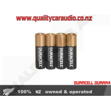 DURACELL DURAA4 Double 'A' Four Pack - Easy LayBy
