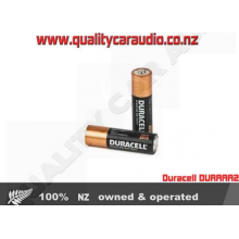 Duracell DURAAA2 Triple 'A' Twin Pack - Easy LayBy