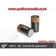 DURACELL DURC2 C Size Twin Pack - Easy LayBy