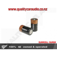 DURACELL DURD2 D Size Twin Pack - Easy LayBy