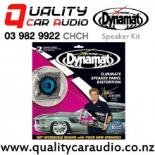 Dynamat Xtreme Car Speaker Kits (2 Pieces) with Easy Finance