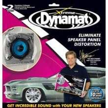 "DYNAMAT XTREME SPEAKER KIT -""EASY LayBy"""