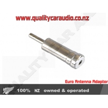 Euro Female to Standard Male Antenna Adaptor