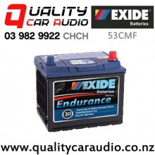 Exide 53CMF Car Battery Endurance with Easy Finance