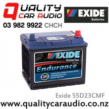 Exide 55D23CMF Car Battery Endurance Plus with Easy Payments