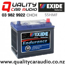 Exide 55HMF Endurance Standard Battery with Easy Finance