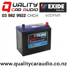 Exide 60DPMF Endurance Car Battery with Easy Finance