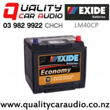 Exide LM40CP Economy Car Maintenance with Easy Payments