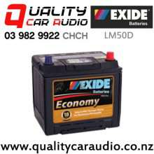 Exide LM50D Hybrid 12 Volts Car Battery with Easy Finance