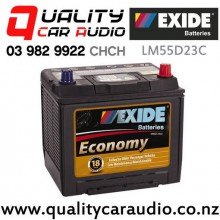 Exide LM55D23C Economy Car Maintenance with Easy Finance