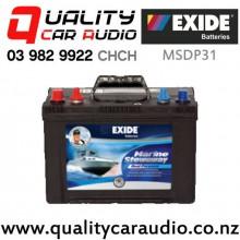 Exide MSDP31 Stowaway Marine Dual Purpose Battery with Easy Finance