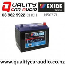 Exide N50ZZL Endurance Light Commercial Battery with Easy Finance