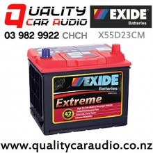 Exide X55D23CMF Extreme Car Battery with Easy Finance