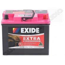 Exide-X60CP Ag9/Calcium 12 Volts