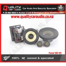 """Focal 130 KR 5.25"""" 140W component speaker - Easy LayBy"""