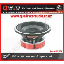 """Focal 21 WX 8"""" 500W 4 ohm subwoofer - Easy LayBy"""