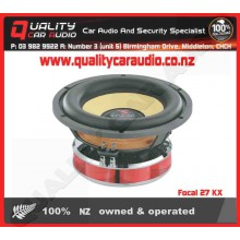 """Focal 27 KX 11"""" 600W 4 ohm subwoofer - Easy LayBy"""
