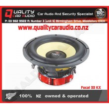 "Focal 33 KX 13"" 800W subwoofer - Easy LayBy"